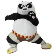 KUNG FU PANDA 3, PO GUERRIERO Peluche 28cm DreamWorks di Famosa 760014220