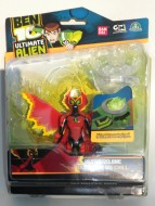 NOVITA'!!!!!BEN TEN ULTIMATE ALIEN NUOVA SERIE PERSONAGGIO ULTRA GELONE , ULTIMATE BIG CHILL COD 37732