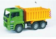 Bruder camion trasporta sabbia 3 assi  cod  02765