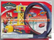 !!! Chuggington Wilson !!!! Chuggington Playset Circuito con Salto con Wilson  toys , CIRCUITO CON GIRO DELLA MORTE  CON WILSON  , BRINQUEDOS ,JUGUETES , JOUETS , giocattolo 470380