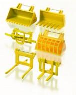 Siku Set accessori pale frontali cod 7070