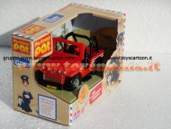 Postman Pat Sds Off Road Vehicle Jeep , veicolo postino Pat 03543
