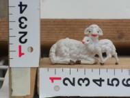 Millenium Christmas  personaggi presepe pecora cod 104