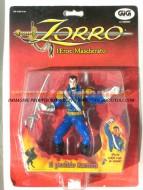 Gig Zorro personaggio il PERFIDO RAMON  giocattolo toys , BRINQUEDOS ,JUGUETES , JOUETS , giocattolo