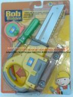 !!! BOB AGGIUSTATUTTO !!! ATTREZZI DA LAVORO UTENSILE SEGA A BATTERIA - bob aggiustatutto (the builder) toys , BRINQUEDOS ,JUGUETES , JOUETS , giocattolo COD LC65313