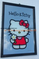 Specchio Hello Kitty 20x30 circa  Flower for You