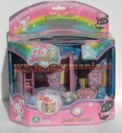 Siamo un riferimento nella vendita di giocattolo novita'  JEWELPET HOUSE ,LA CASA DEI JEWELPET seconda serie  COD 12236