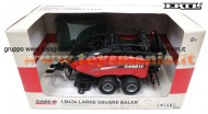 ERTL- 14901 SCALA 1/32  CASE IH LARGE SQUADRE BALER LB 434 IN BOX ORIGINALE ERTL