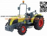 universal hobbies trattore CLAAS Nectis 257 F frutteto uh 2614 scala 1/32 ultimo pezzo fuori produzione