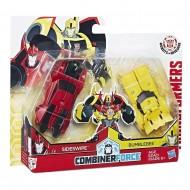 Transformers Personaggio Combiner Force, Bumblebee & Sideswipe di Hasbro C0630-C0628