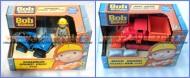 GIG !!! BOB THE BUILDER!!!! , BOB AGGIUSTATUTTO OFFERTA 2 PEZZI SCRAMBLER IL QUAD , SPRINTI ,SIMSEK , AKNC ,E MUCK LA SCAVATRICE , MACK BUDDEL , PASACLY , BEN , toys , BRINQUEDOS ,JUGUETES , JOUETS , giocattoli COD 47063