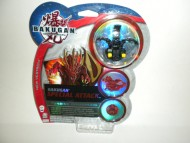 BAKUGAN SPECIAL ATTAK TURBINE DRAGONOID  COD 8263