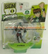 !!! NOVITA' !!! BEN TEN OMNIVERSE , BEN 10, 10 CM , KHYBER, CCP 36023
