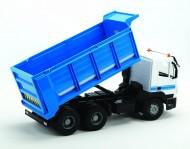 britains camion Iveco con vasca - Grandi Opere - scala 1/16 43055