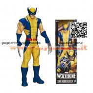 SUPEREROI AVENGERS Wolverine Serie Titan Hero Hasbro