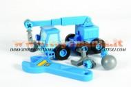 !! BOB THE BUILDER!!!! , BOB AGGIUSTATUTTO PERSONAGGIO GIOCATTOLO LOFTY , GRU CON UTENSILI  , toys , BRINQUEDOS ,JUGUETES , JOUETS , giocattoli LC65210