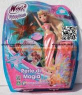 !!!! WINX !!!! WINX OCEAN, CAPELLI LUNGHISSIMI E GLITTER, INCLUSO UN LIBRO INTERATTIVO, STELLA WINX MAGIC OCEAN DVD CCP 13127