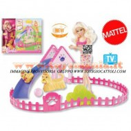 Barbie parco dei cuccioli MATTEL