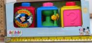Clementoni Bel Bebe' blocchi attivita' di topolino