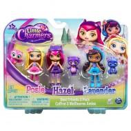 Little Charmers Confezione 3 Bambole:Posie. Hazel e Lavender 6026683