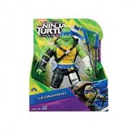 Teenage Mutant Ninja Turtles - Fuori dall'Ombra - Leonardo Super Deluxe 28 cm TUV02221