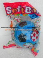Palla di spugna pallone di spugna giocattolo in color blu