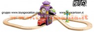 Chuggington: SET OVER & UNDER CHUGGINGTON WOOD LC56701