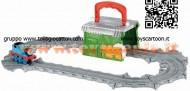 Mattel Y3018 - Trenino Thomas Fisher Price La Stazione di Sodor