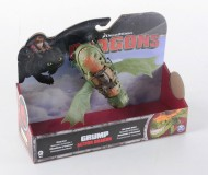 DREAMWORKS DRAGON TRAINER - PERSONAGGIO 3D GRUMP
