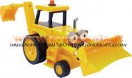 !! BOB THE BUILDER!!!! , BOB AGGIUSTATUTTO PERSONAGGIO GIOCATTOLO SCOOP , RUSPA DA 45 CM   , toys , BRINQUEDOS ,JUGUETES , JOUETS , giocattoli LC65407
