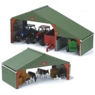 Britains -Kit per costruzione edifico fattoria
