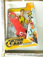 Giocattolo action man snowboarder Hasbro ! Giocattolo tipo Ken della Barbie !
