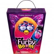 Furby A9615IC0 - Furby Boom Crystal, Arancio a Rosa