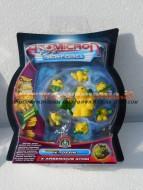 Giochi Preziosi - Atomicron, Personaggi i - generrale x-toxxin 18467