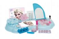Frozen crystal vanity set make up per trucchi e unghie di Giochi Preziosi GPZ18535