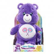 Just Play Giochi Preziosi Care Bears Orsetti del Cuore Peluche Share Bear Generorsa con DVD