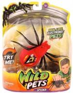 Giochi Preziosi Wild Pets Ragno Elettronico Colore Rosso Eyegore