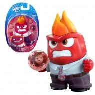 Inside Out Disney Pixar - figura carattere emozione RABBIA