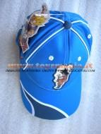 !!!! Cappello !!!!!!  con visiera color blu per bambini con personaggio Dragonball
