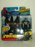 !!!! Giochi preziosi !!!! novita' spiderman Marvel venom sea rager web splashers Spiderman 3 Personaggio cm.15 Web-Splasher cod 93578