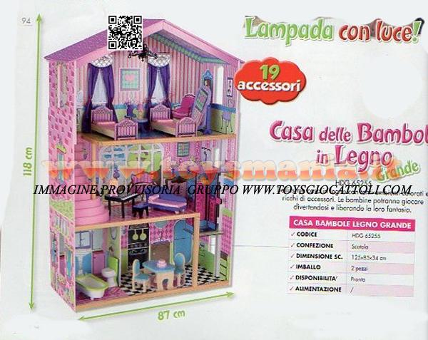 Giochi preziosi novita 39 casa delle bambole gigante in - Casa delle bambole in legno ikea ...