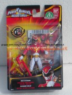 POWER RANGER MEGAFORCE PERSONAGGI 10 CM , RED RANGER  NCR 35100