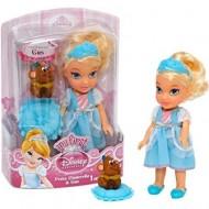 Bambola Mini Doll Cenerentola con Gus 15 cm di Giochi Preziosi GPZ18582