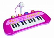 Tastiera elettronica, 24 tasti con microfono di  Bontempi MK 2971