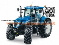 !!!! Britains !!!!  42887 Trattore New Holland T 7.220 scala 1/32