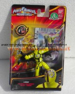 POWER RANGER MEGAFORCE PERSONAGGI 10 CM  LOOGIE NCR 35100