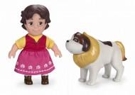 Famosa 700012251 - Heidi e il cane  Nebbia