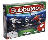 Giochi Preziosi - Subbuteo Champions League Edition, con 2 Squadre, Accessori e Campo da Calcio