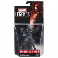 Marvel Legends Series action figures Spider-Man Noir B6402-B6356 di Hasbro