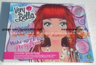 VERY BELLA MAKE-UP ARTIST BOOK MODELLO PARTY COD 15077
